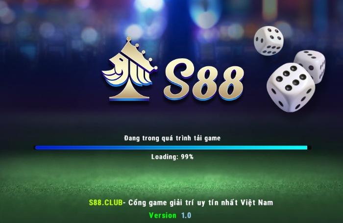 S88 được phát hành bởi một nhà làm game quốc tế cực kỳ nổi tiếng
