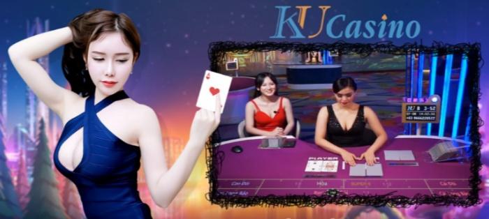 Ku casino là một trong những nhà cái cung cấp các trò casino trực tuyến được yêu thích nhất hiện nay