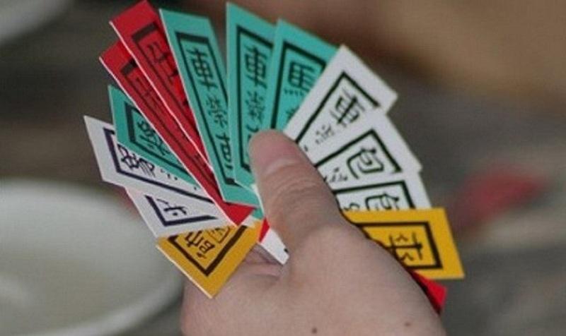 Quàn- Khạp- Khui rất quan trọng trong quá trình chơi Tứ Sắc