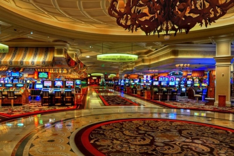 Sòng bạc Casino Bellagio - Las Vegas chính là một trong những địa chỉ nổi tiếng được nhiều người biết đến